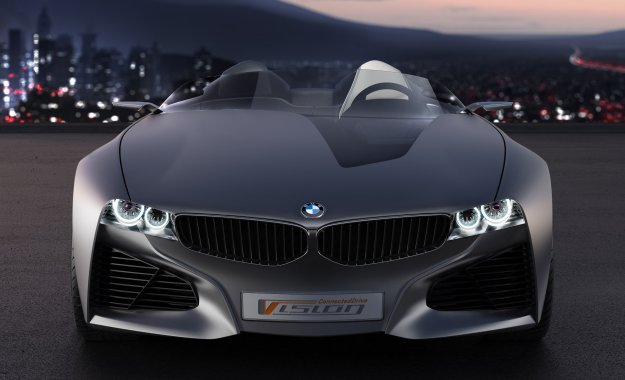 BMW future cars 2016